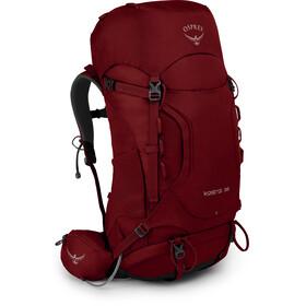 Osprey Kestrel 48 Plecak Mężczyźni, rogue red